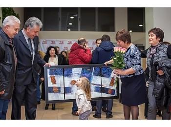 МЕБЕЛИ ИВВЕКС ОФИЦИАЛНО ОТПРАЗНУВАХА СВОЯТА 25-та ГОДИШНИНА СЪС СТИЛНО ПАРТИ