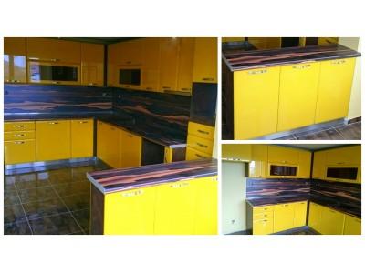 Кухня по проект 1
