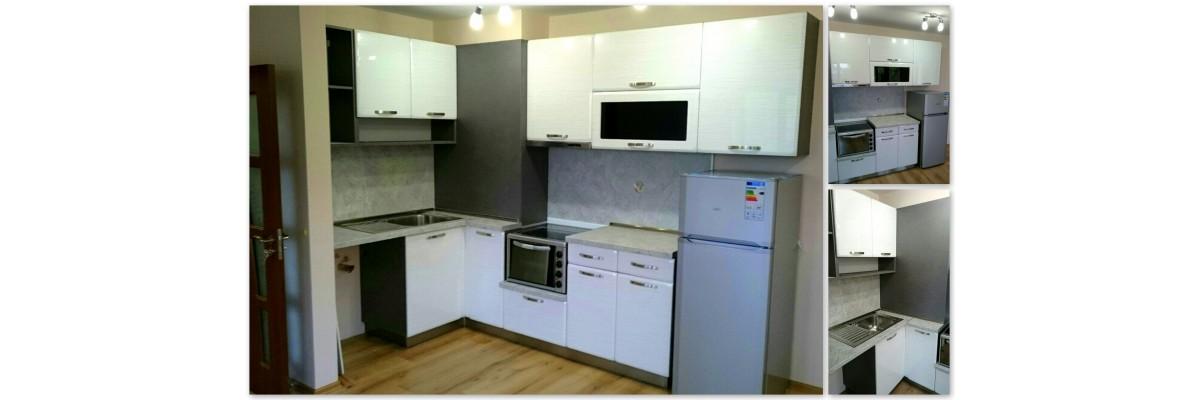 Кухня по проект 16