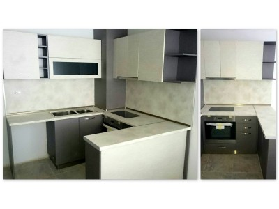 Кухня по проект 19