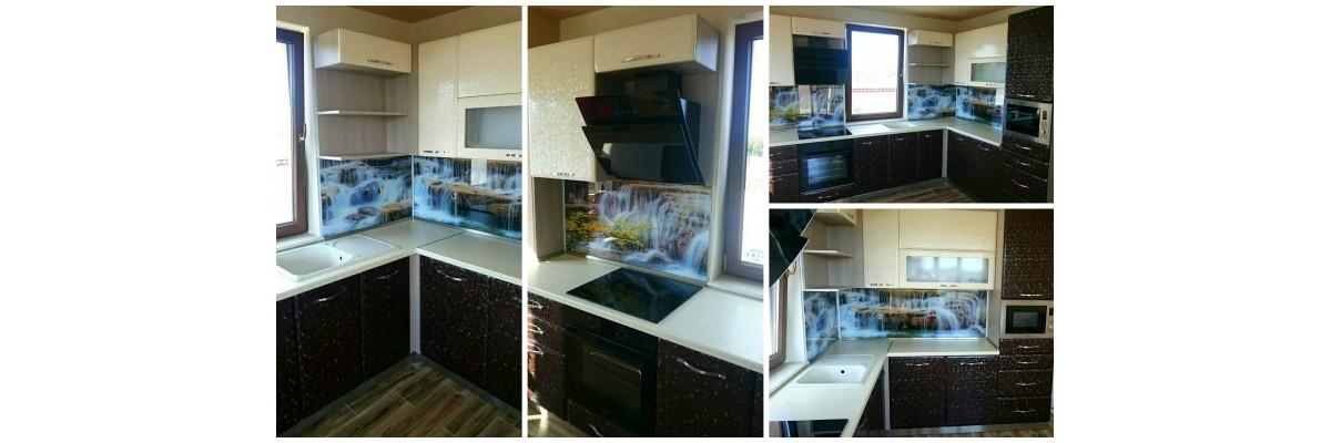 Кухня по проект 6