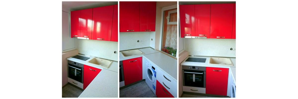 Кухня по проект 8