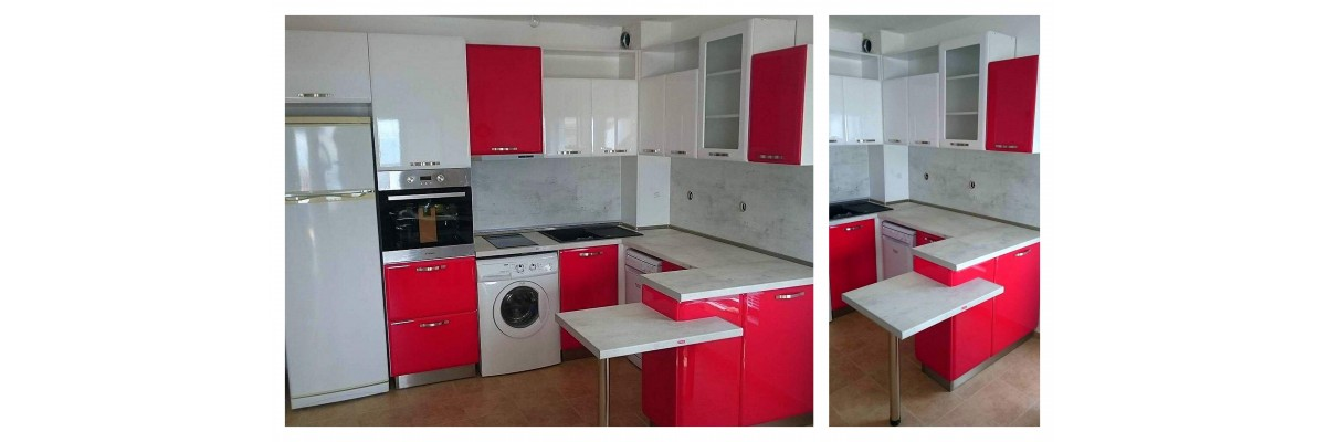 Кухня по проект 9
