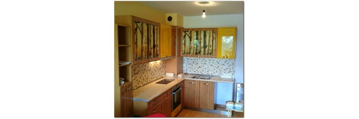 Кухня по проект 2