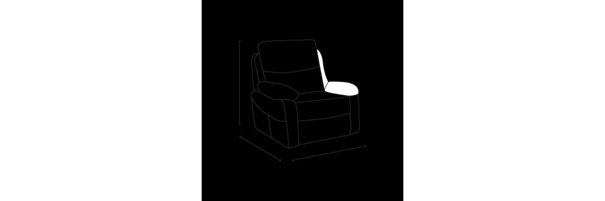 Фотьойл с релакс механизъм Hemera