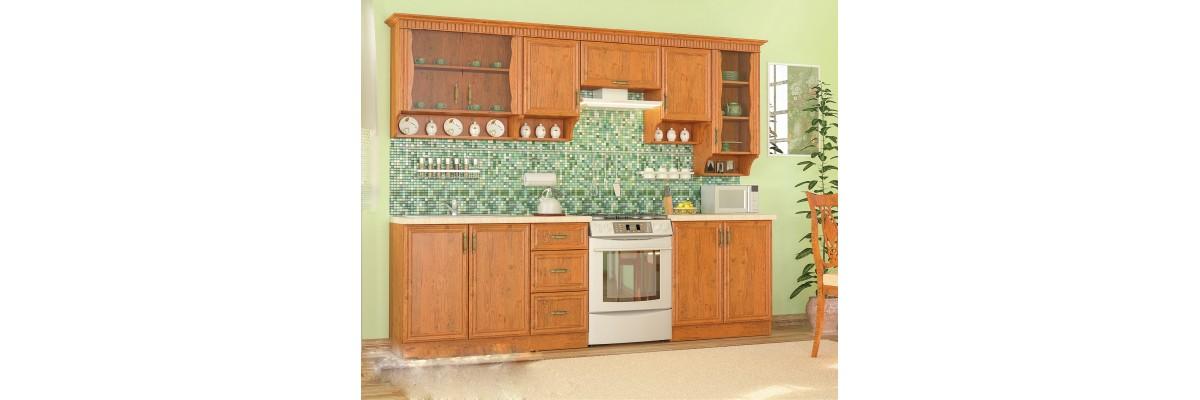 Кухня комплект Каролина