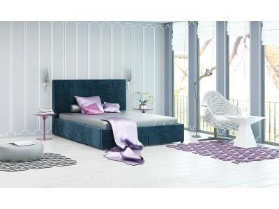 Тапицирано легло Велато