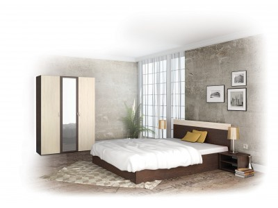 Спален комплект Естела