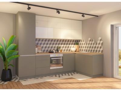 Кухня по проект Ф12