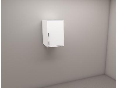 Горен шкаф с една врата Калифорния Модул 12