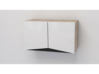 Шкаф за стена с врати Марти модул 7